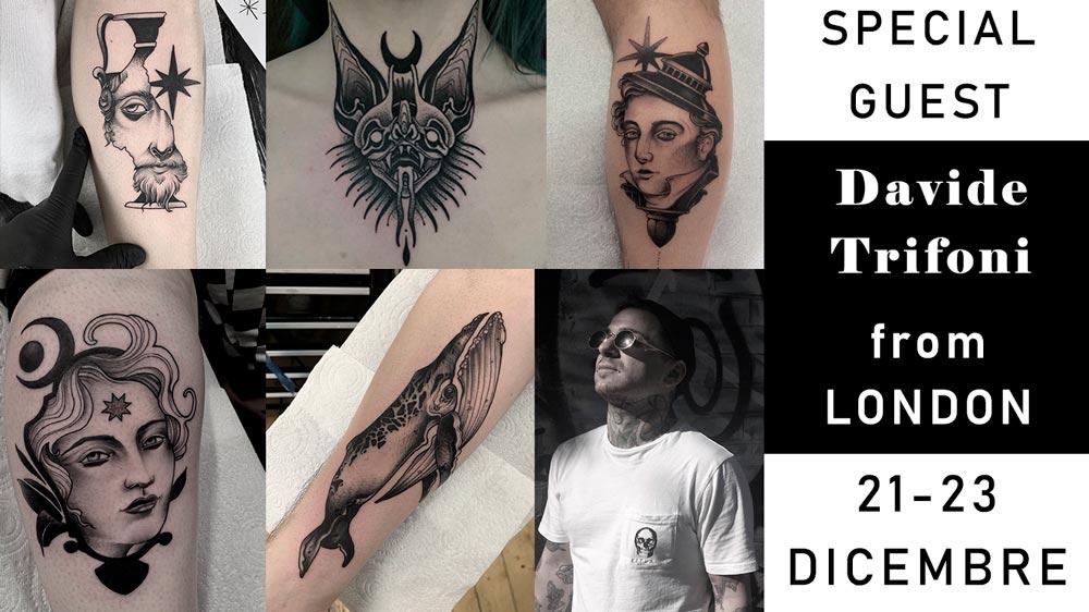 Davide Trifoni | Special Guest | Inside Tattoo | Alba Adriatica