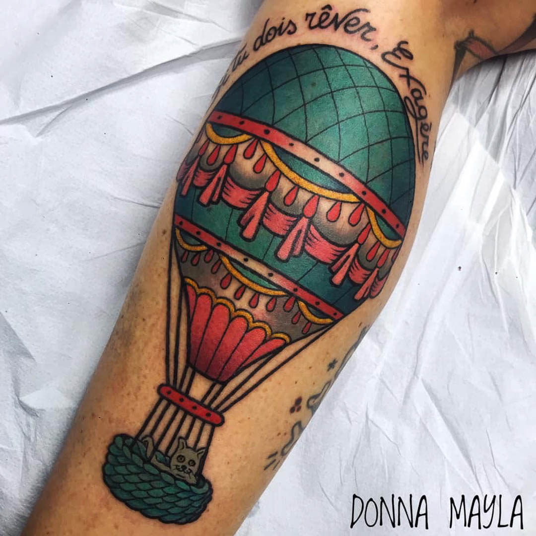 Donna Mayla Tattoer | Inside Tattoo Shop | Alba Adriatica | Tattoo